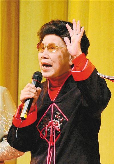 越剧表演艺术家徐玉兰去世 享年96岁