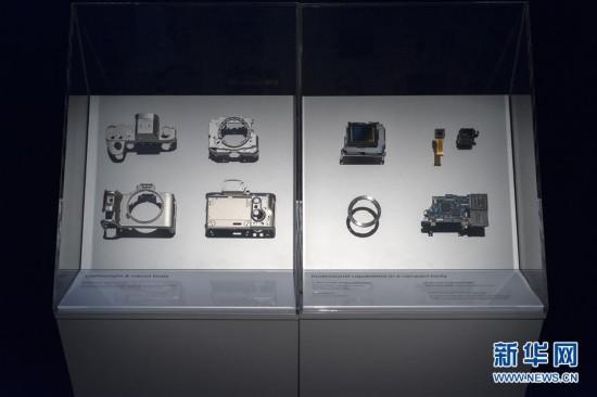 (国际)(3)索尼发布新款全画幅微单数码相机A9