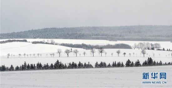 春雪降欧洲