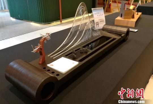 首次以黄公望为主题的两岸文创设计赛在台北颁奖