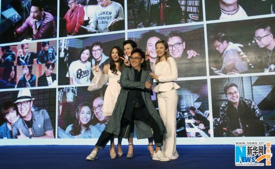 谭咏麟新专辑《欣赏》与张学友刘德华陈奕迅黄丽玲五月天合唱