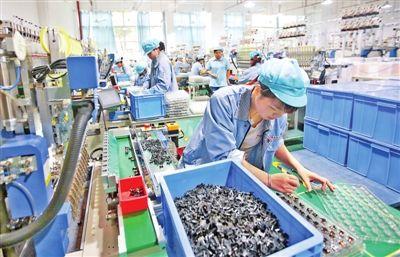 嘉龙海杰(贵港)电子科技有限公司一季度产值达2亿元