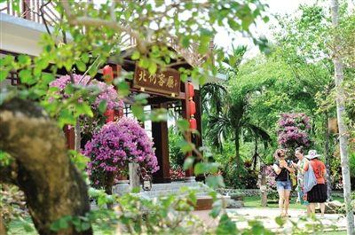 海南琼海全域旅游示范区效益凸显
