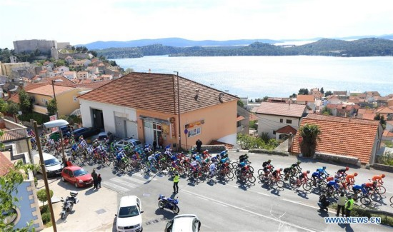 (SP)CROATIA-ZADAR-CYCLING-TOUR OF CROATIA