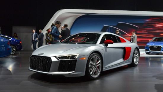 限量200台 奥迪R8 Audi Sport特别版发布