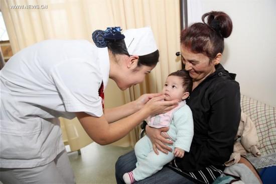 CHINA-XINJIANG-MEDICAL SERVICE-FOREIGNER (CN)
