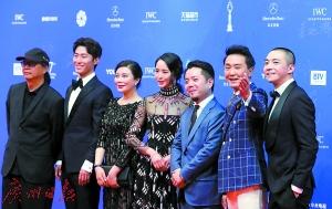 """第七届北京国际电影节开幕 """"达康书记""""抢镜"""