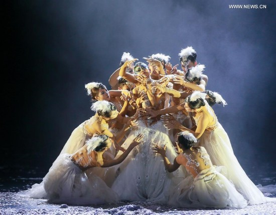 #CHINA-TIANJIN-YANG LIPING-DANCE DRAMA(CN)