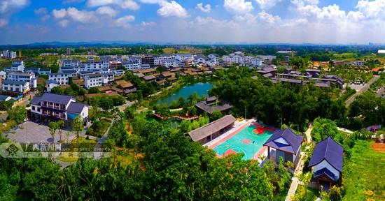 """从一村一县一市""""生态样本""""看广西绿色发展(图)"""