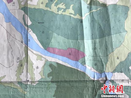 山西五寨一石料厂长期占用河道环保验收存疑(组图)