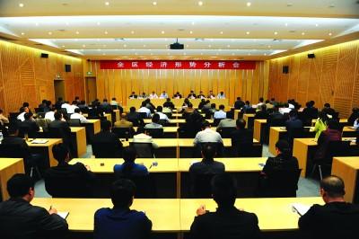连云港市开发区一季度地区生产总值同比增长8%