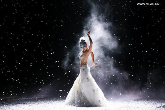 #CHINA-TIANJIN-YANG LIPING-DANCE DRAMA(CN)