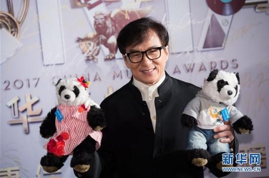 (XHDW)(1)第21届全球华语榜中榜在澳门举行颁奖礼