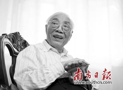 国医大师颜德馨逝世 曾将膏方绝学传到广东