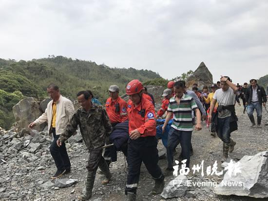 福州九旬依伯走失一天两夜 20名志愿者村民共同搜救 月上重火书包网