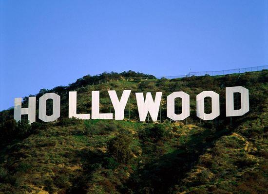 The sign of Hollywood [File photo: baidu.com]