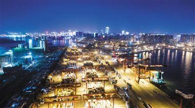 海口港吞吐量一季度创新高
