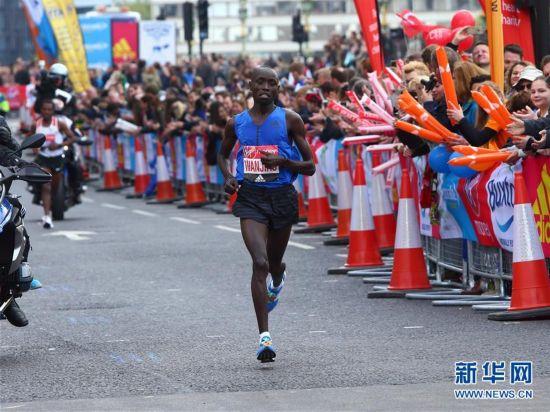 2017伦敦马拉松参赛人数有4万多人 创历史之最