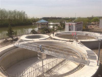 南通海门长江水厂深度处理工程6月底运行