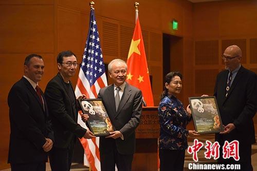 中美合拍片《我们诞生在中国》正式在美公映