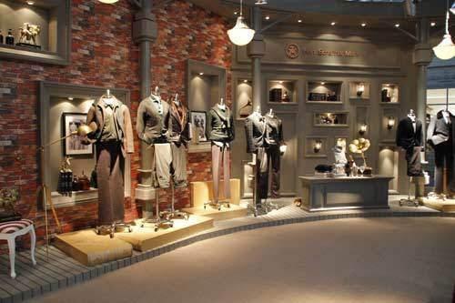 时尚品味和消费体