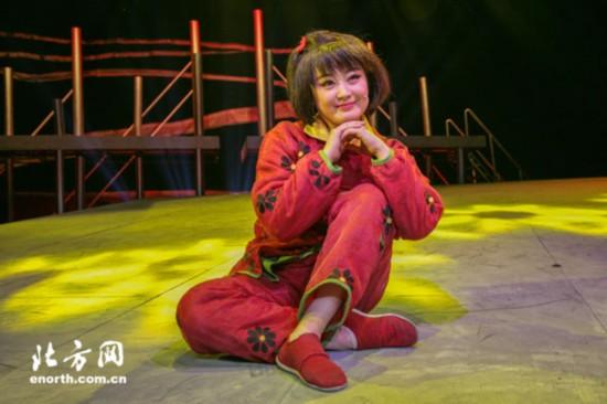 天津推出儿童歌舞剧《梦娃》诠释中国梦