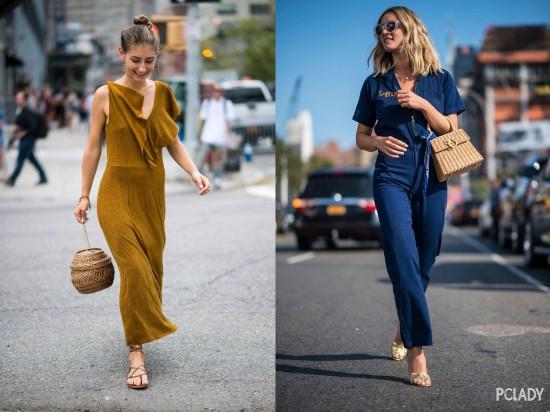 时髦的女人都不买包了只拎菜篮子