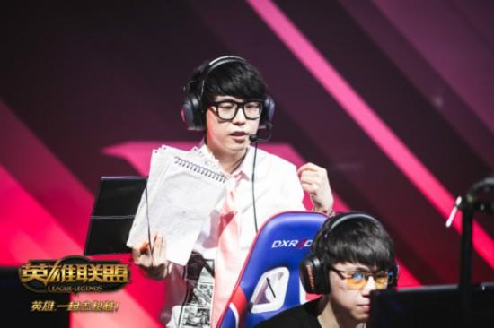 LOL春赛季:RNG与WE对决 谁将代表中国出征