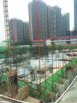 """东莞推动绿色建筑发展 工人盖房子就像""""玩积木"""""""