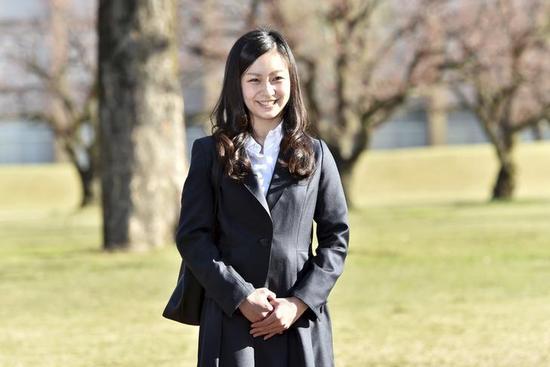 日本22岁公主佳子今年9月将赴英国大学学习