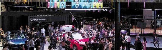 从2017上海车展看汽车行业的新势力与新趋势