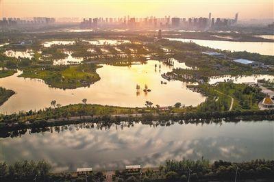 畅行畅游 大象湖风景区4月27日正式对外开放