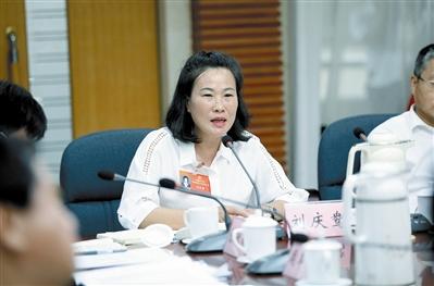 两任省委书记点赞三亚基层党代表刘庆鸯