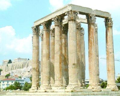 从古希腊到文艺复兴:西方历代建筑风格欣赏之一