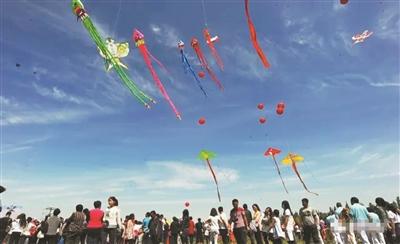徐州大龙湖首届风筝节4月28日启幕