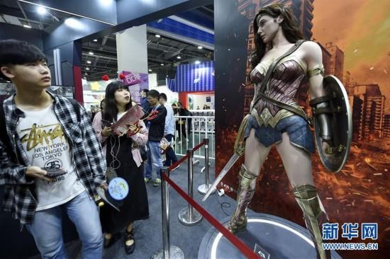 第13届中国国际动漫节在杭州举办(组图)