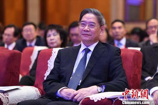 张志军:台商始终是两岸关系发展的积极推动者