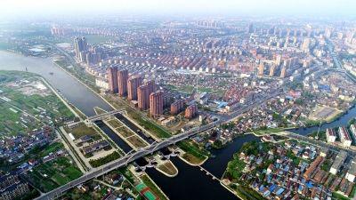 连申运河海安新船闸年货物通过能力达8400万吨