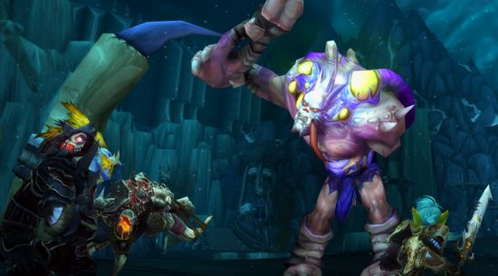 Holiday activities: world of warcraft wrath of the lich king 7.2 roaming