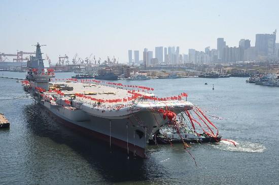 七律  中国航母之歌 - 太平洋 - 淡爱如烟的太平洋