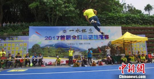 2017全国扁带精英赛落幕张龙朱雪燕卢锋华分别夺冠
