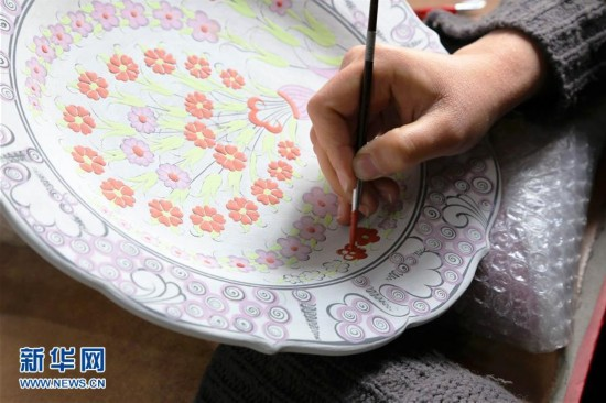 土耳其彩瓷艺术