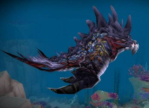 """告别""""黄鳝""""!盘点魔兽水中可怕的怪物"""