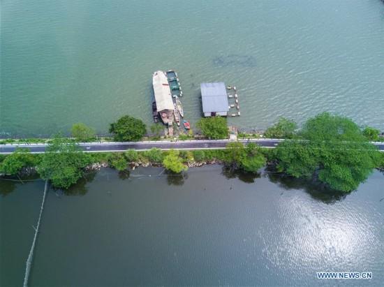 CHINA-ZHEJIANG-JIANDE-TOURISM (CN)