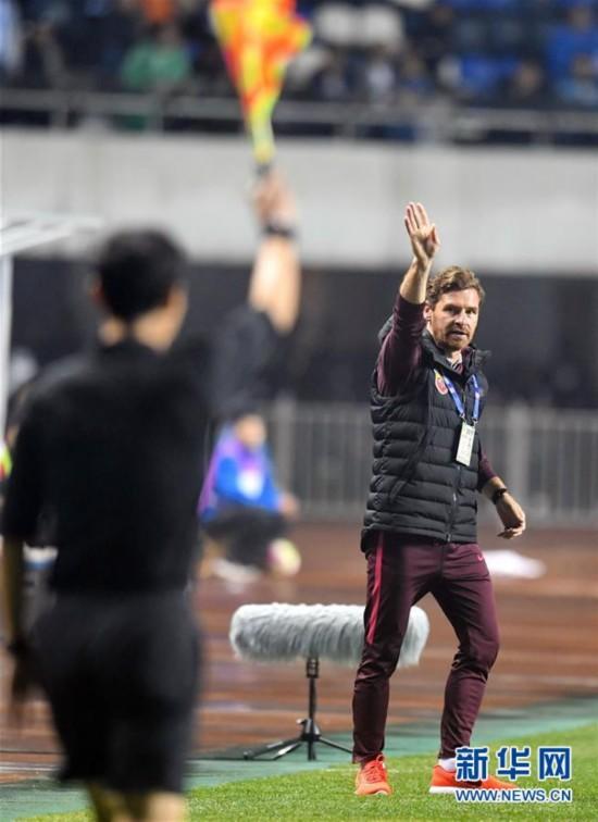 足协杯:石家庄永昌0-2不敌上海上港(比赛集锦)