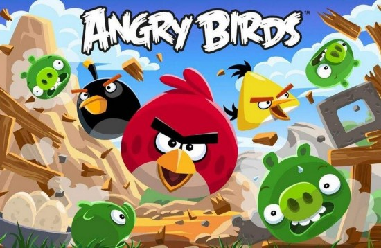 Angry birds developer Q1 revenue of 500 million year-on-year growth of 94%
