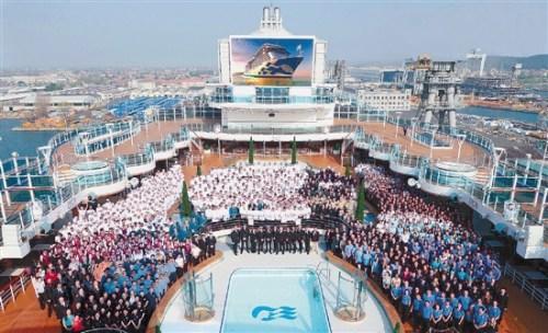 中国侨网盛世公主号7月将从上海开启中国首航。