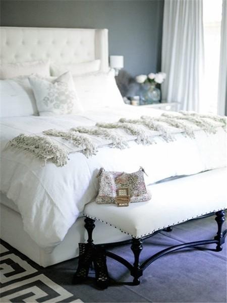 精致小家具 让卧室尽显唯美舒适