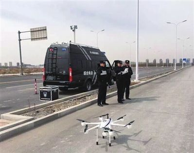 金凤区无人机监管环境问题