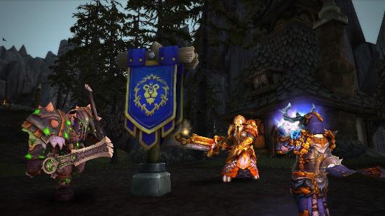 新老节日交替:魔兽5月份游戏动态一览